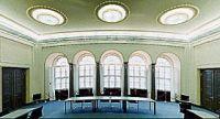 Louise-Schroeder-Saal im Roten Rathaus/Berlin